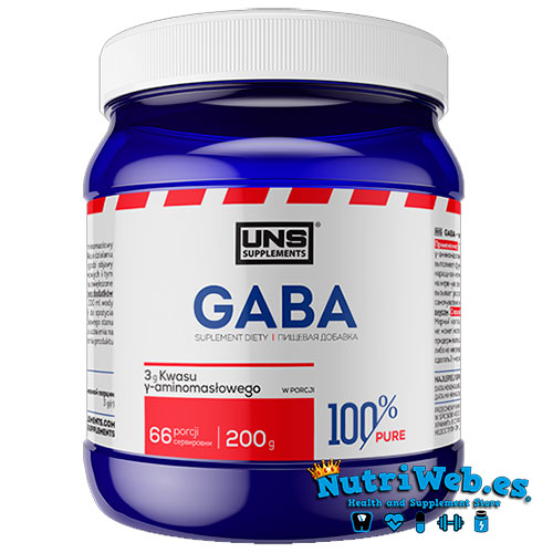 UNS GABA (200 gr) - Nutriweb