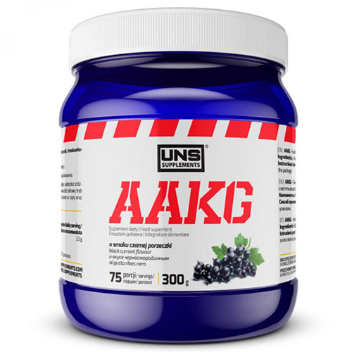 L-Arginina AAKG de UNS Supplements (300 gr) - Nutriweb
