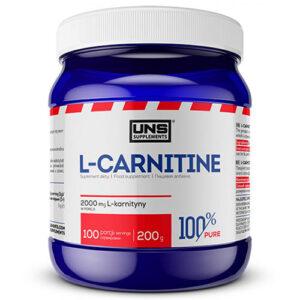 L-Carnitina de UNS Supplements - Nutriweb