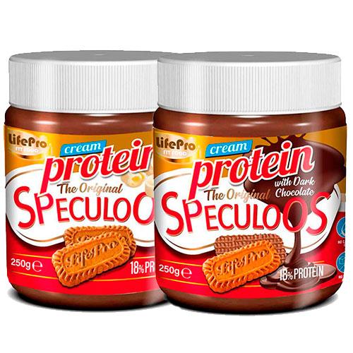 Speculoos Protein Cream (250 gr) - Nutriweb