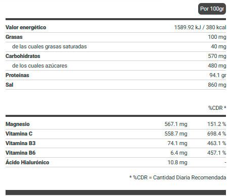 Colágeno de Quamtrax Nutrition(300 gr) - Nutriweb