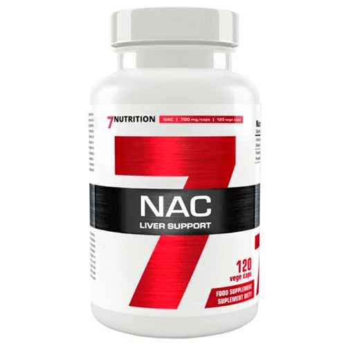 NAC N-Acetil L-Cisteína de 7Nutrition