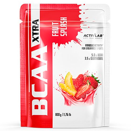 BCAA Xtra Fruit Splash (800 gr) - Nutriweb