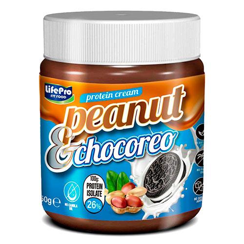 Protein Cream Peanut chocooreo (250 gr) - Nutriweb