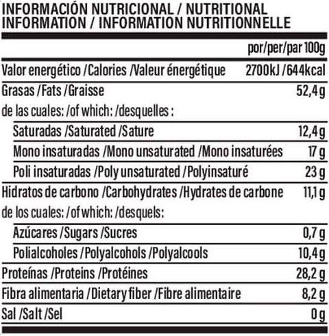 Protein Cream Peanut choc (250 gr) - Nutriweb