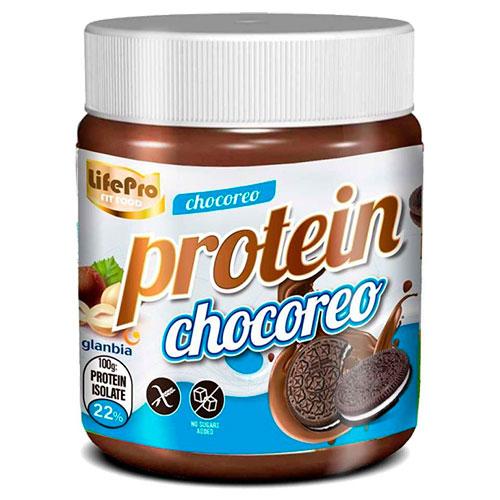 Protein Cream Choco Oreo (250 gr) - Nutriweb