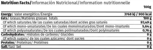Life Pro Aceite de Coco en spray (200 ml) - Nutriweb