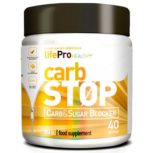 Life Pro Carb Stop (80 gr) - Nutriweb