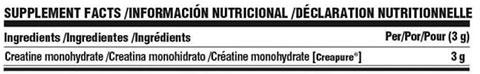 Creatina de Life Pro Nutrition (250 gr) - Nutriweb
