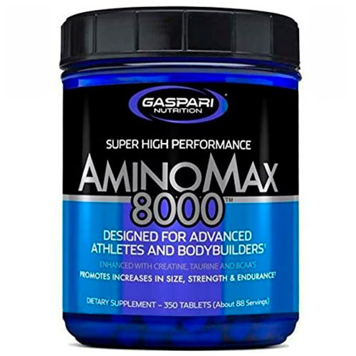 AminoMax™ 8000 (325 tabs)
