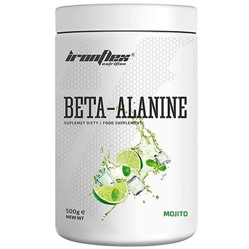IronFlex Beta-alanina (500 gr) - Nutriweb