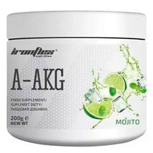 Ironflex nutrition Arginina-AKG (200 gr) - Nutriweb