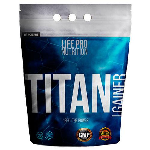 Ganador de peso Titan Gainer de Life Pro (7000 kg)