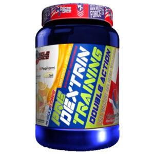 Pre entreno Pre-dextrin Training de Muscle force - Naranja (1000 gr)