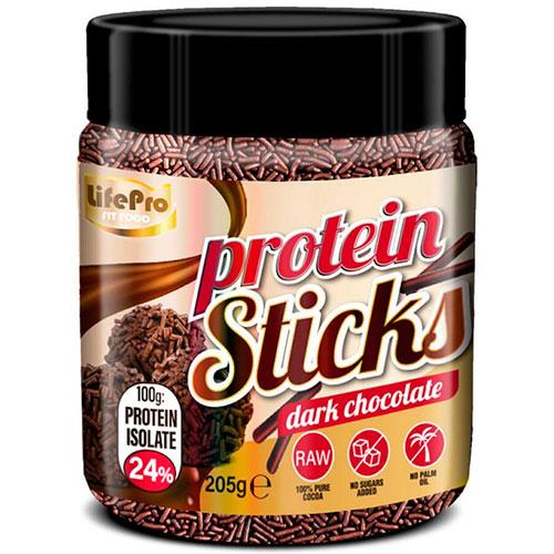 Fideos proteicos de chocolate de Life Pro (205 gr)