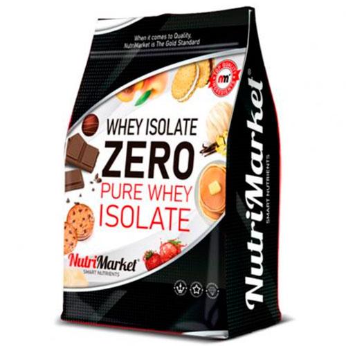 Aislado de proteina Zero de Nutrimarket (1000 gr)