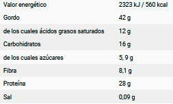 Mantequilla de cacahuete proteica con coco de GO ON (350 gr) - Nutriweb