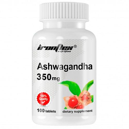 IronFlex Ashwagandha (90 tabs) - Nutriweb