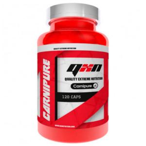 L-carnitina Carnipure® de QXN Nutrition (120 cap)